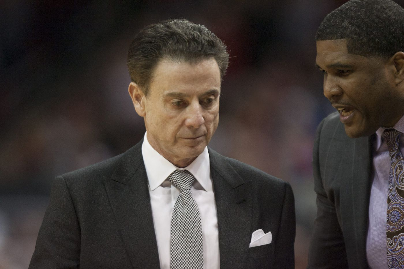 La Salle hoops assistant Kenny Johnson mentioned in deposition for Rick Pitino lawsuit | Mike Jensen