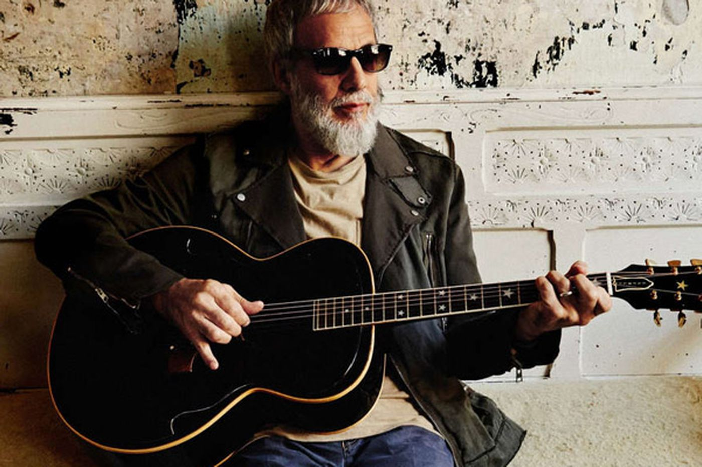 Whether Cat Stevens or Yusuf, he charms the Tower Theater