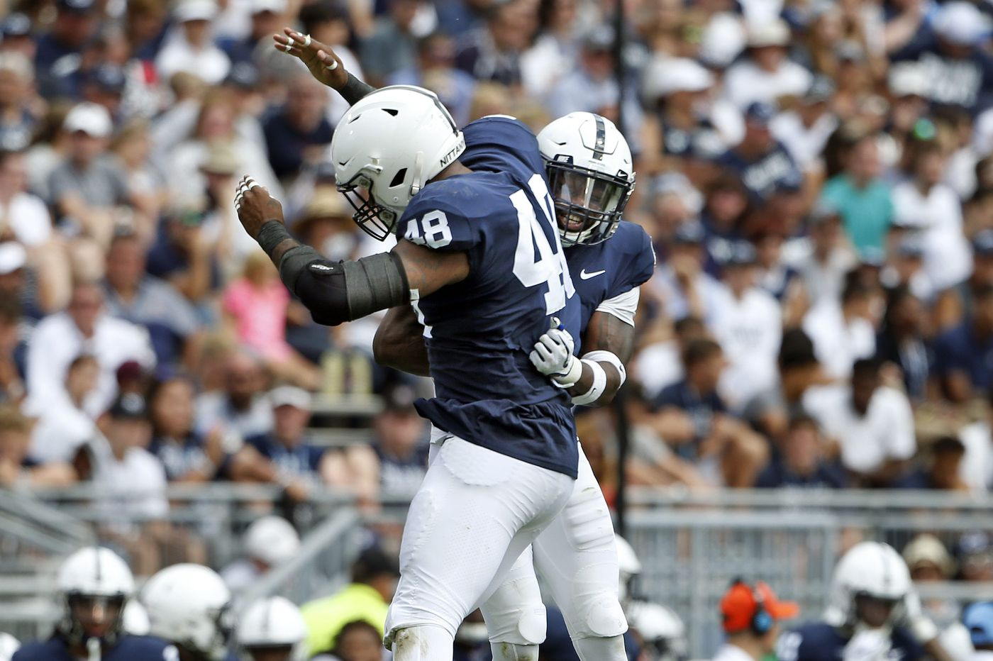 Penn State's showdown with Ohio State set for prime time
