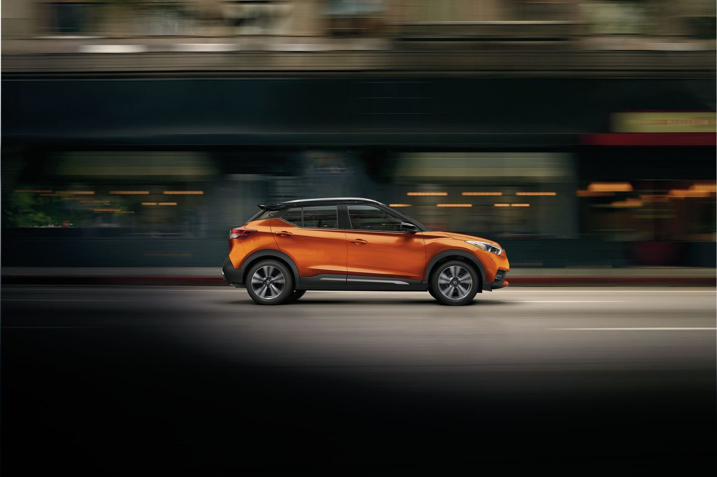 The 2019 Nissan Kicks adds another new choice in the small crossover market