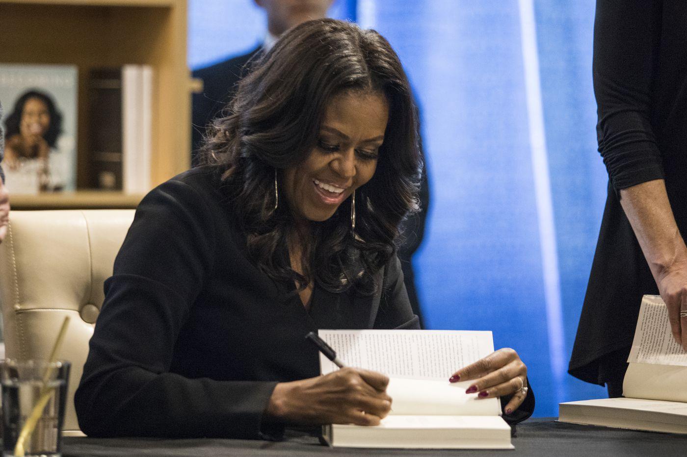 Michelle Obama's memoir is about more than infertility | Elizabeth Wellington