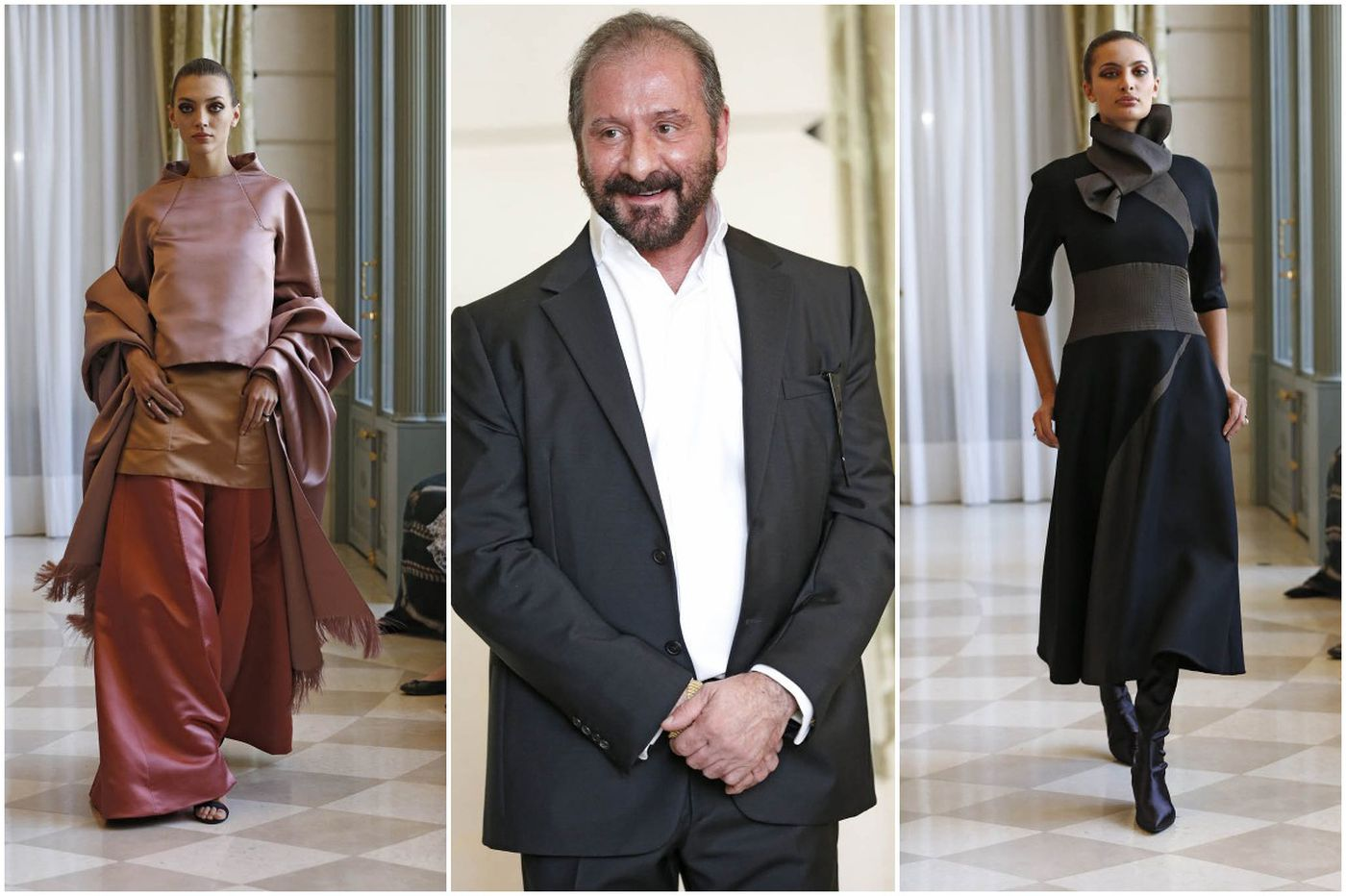 Ralph Rucci Is The Philadelphia Bred Designer We Should All Know But Shamefully We Don T