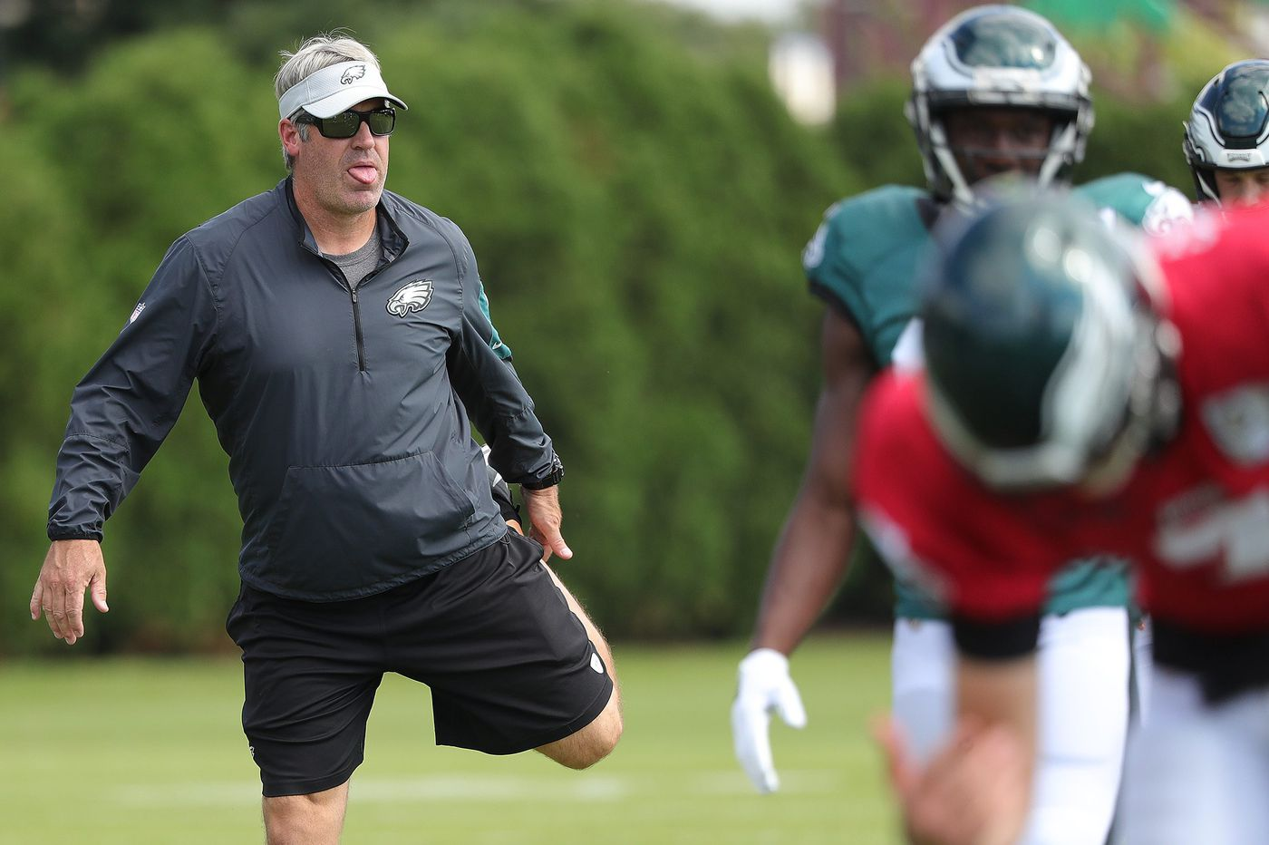 3059116313d Will Doug Pederson make changes? He says the 'sky is not falling' | Early  Birds