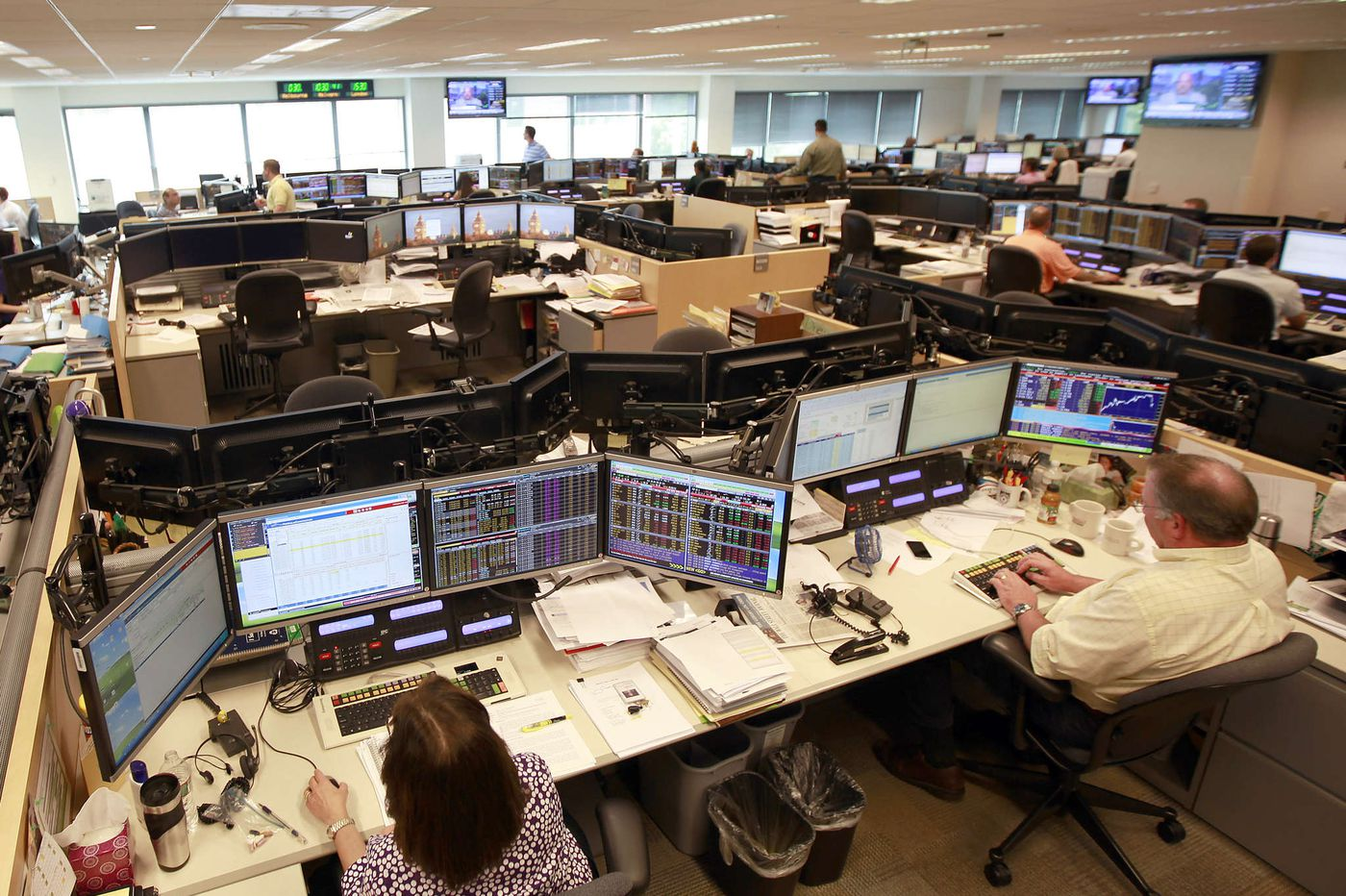 Could Vanguard one day control 30 percent of the U.S. stock market?