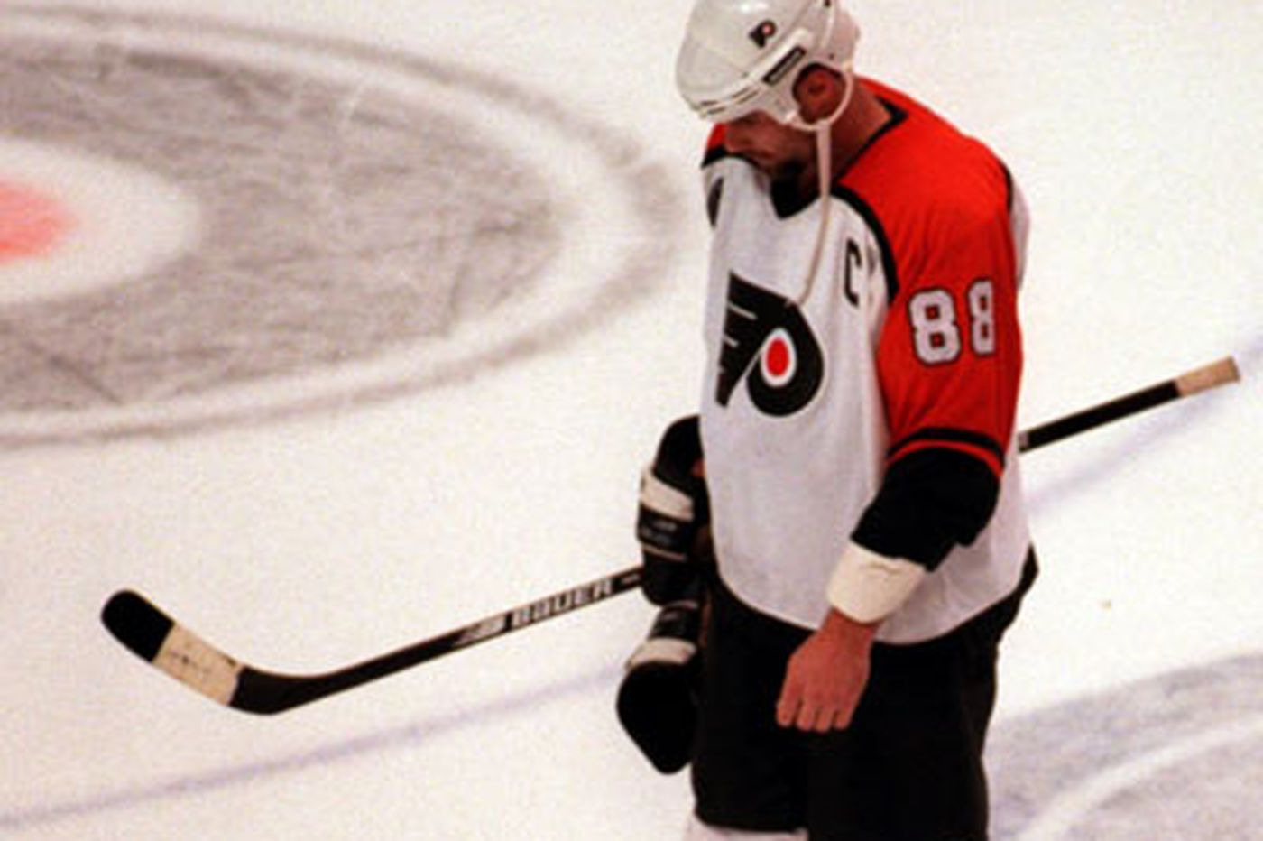 Frank Seravalli: Lindros has Clarke's vote for Hall