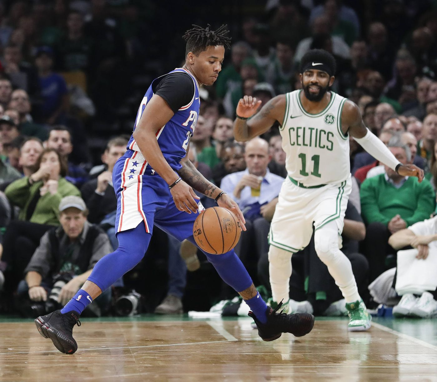 This week in Philly sports: Evaluating the Phillies' prospects, Markelle Fultz stumbles out of the gate, and Corey Clement's run for a job