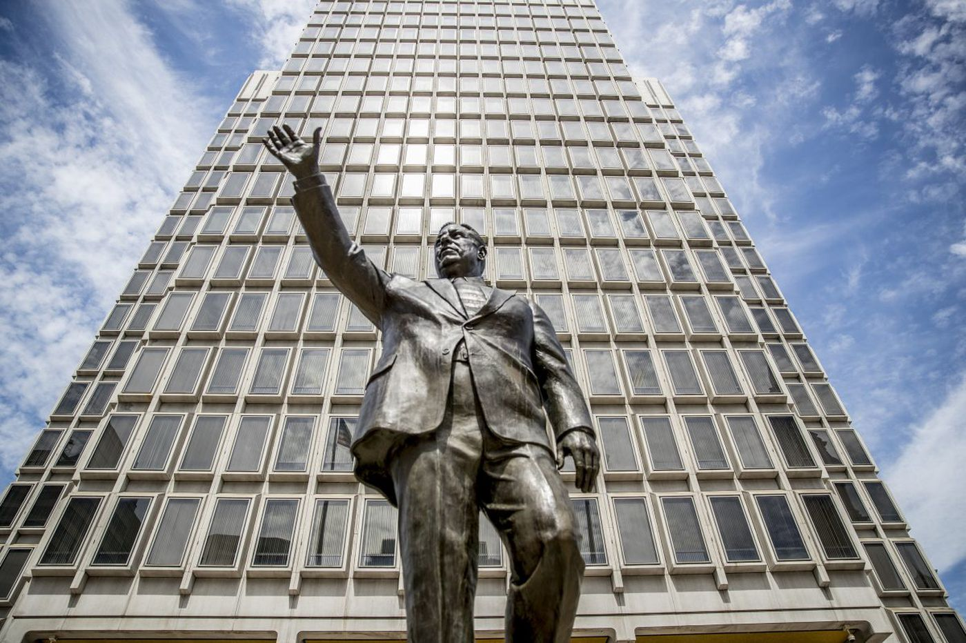 Sure, move Rizzo statue - but why not move others, too?| Ronnie Polaneczky