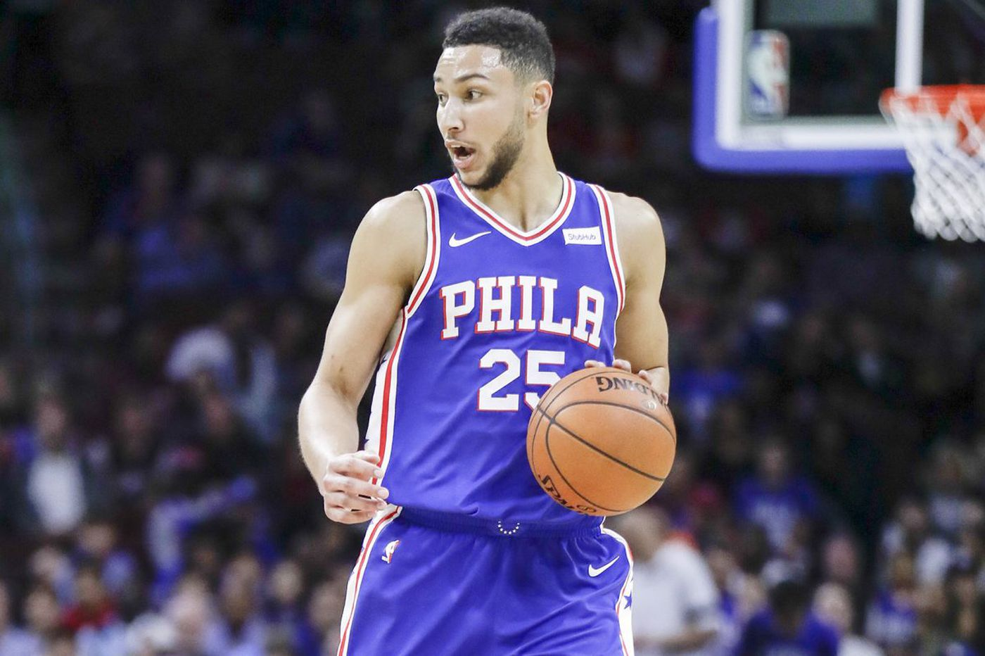 Sixers' Ben Simmons is better than Brett Brown envisioned