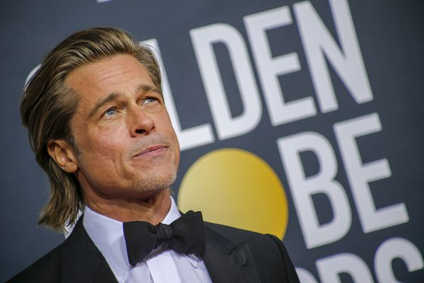 Brad Pitt says Bradley Cooper helped him get sober