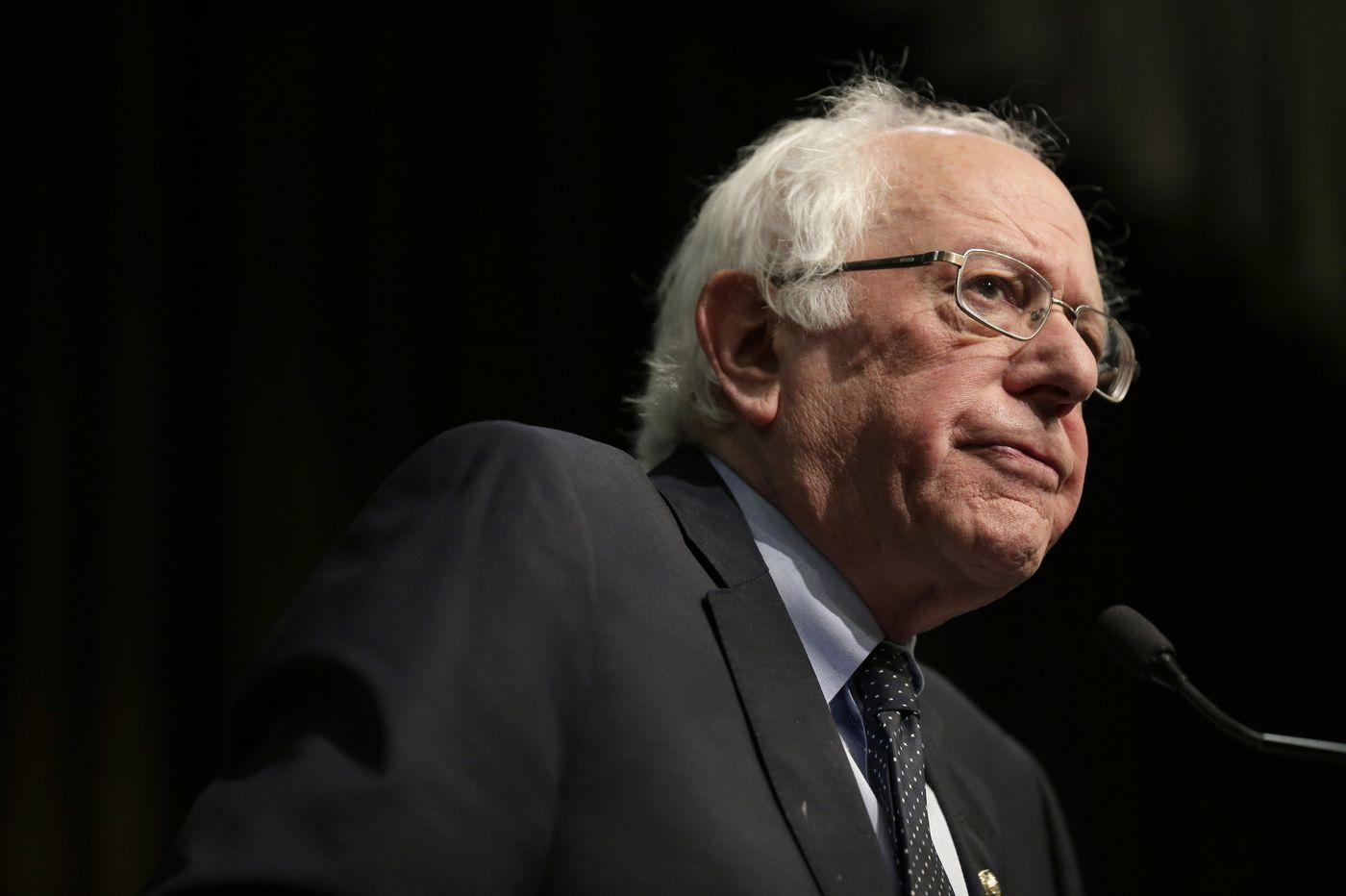 Bernie Sanders to visit Pa. on weekend swing through battleground industrial states