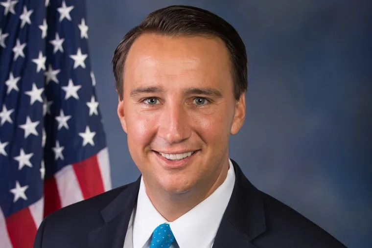 U.S. Rep. Ryan Costello, a Chester County Republican, announced he will not seek reelection this fall.