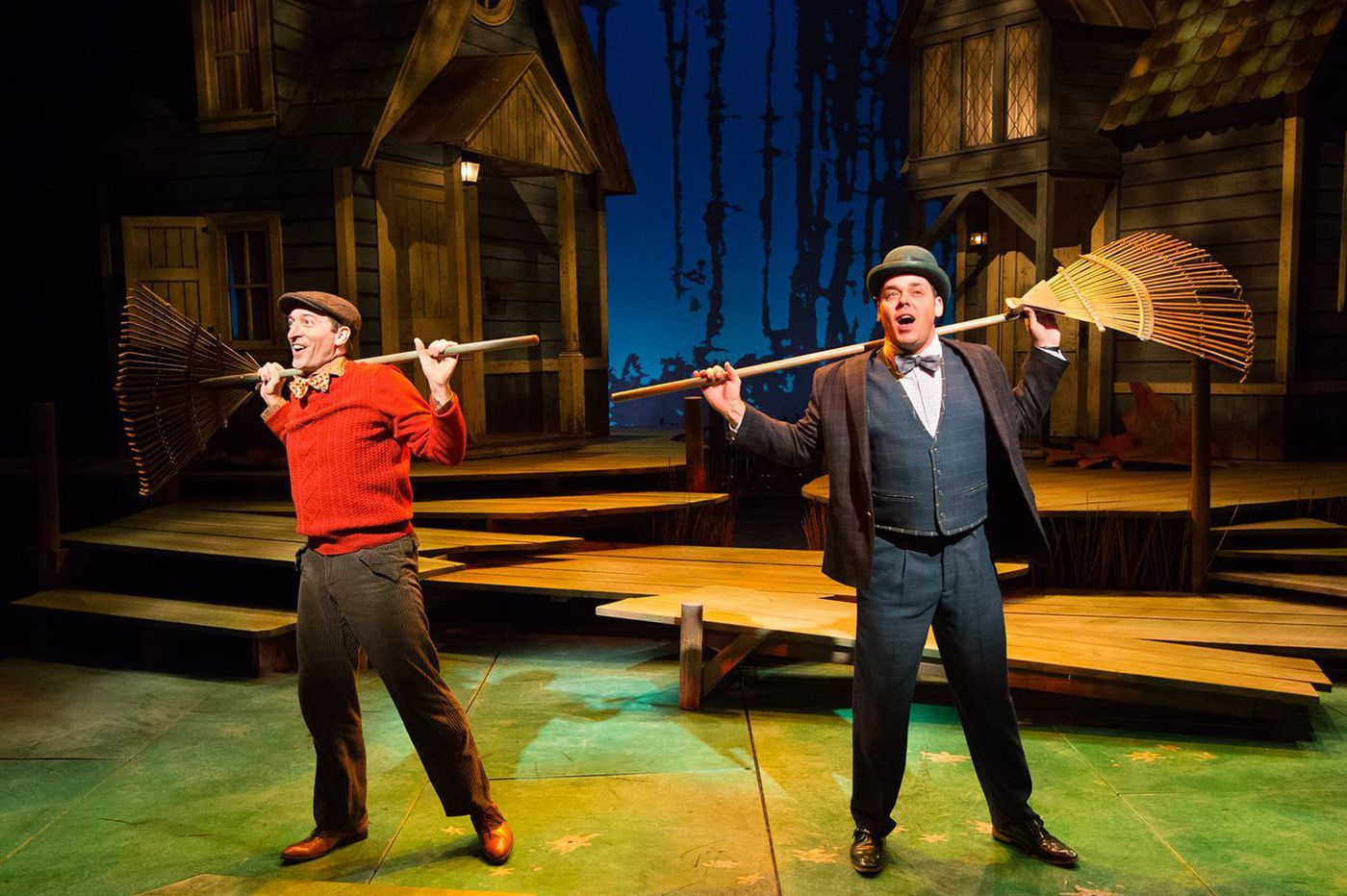 Arden's beloved 'Frog and Toad' is getting a limited run online — plus more family fun this week