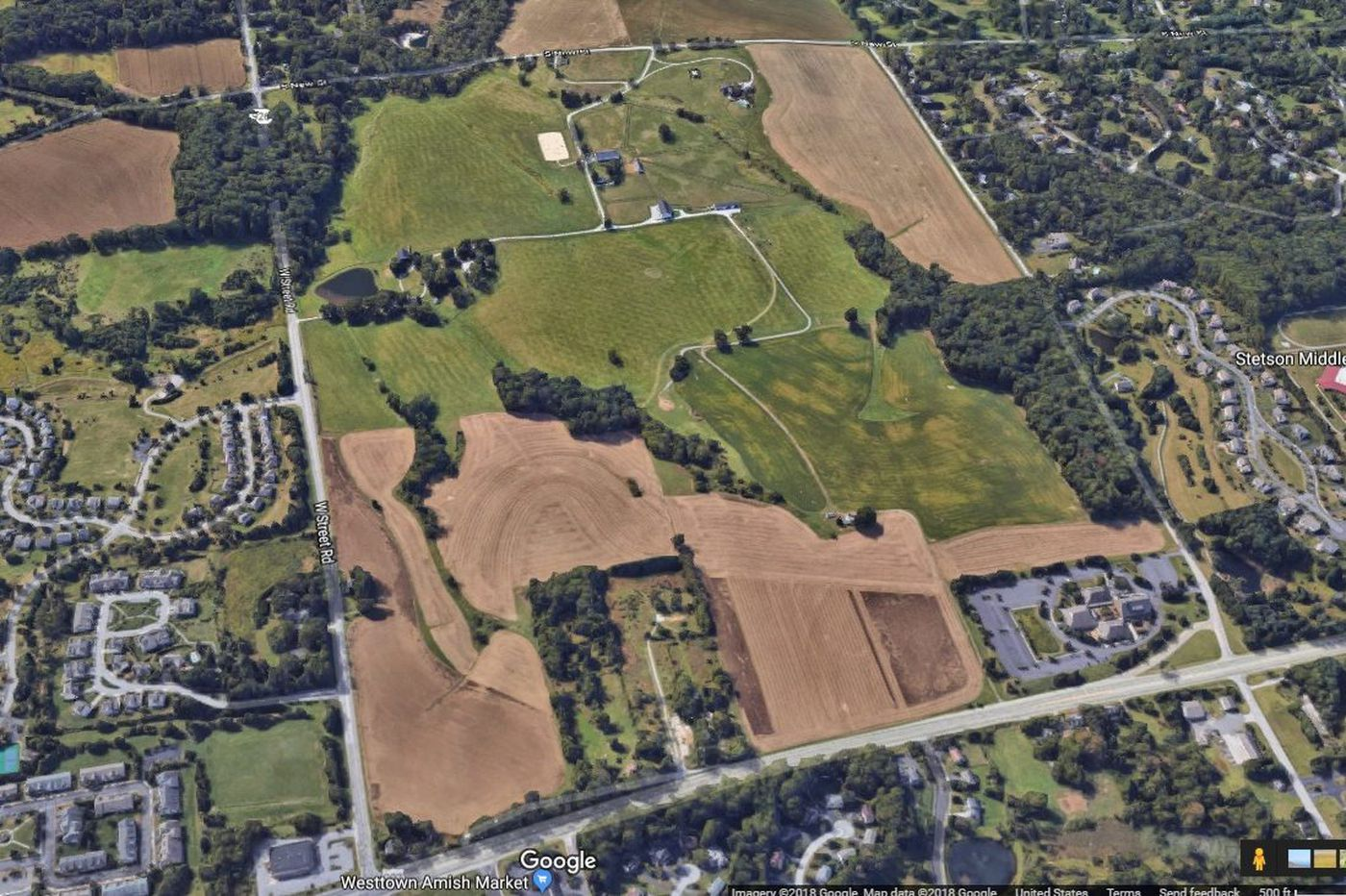 Toll Brothers appeals denial to build more than 300 homes in Chester County