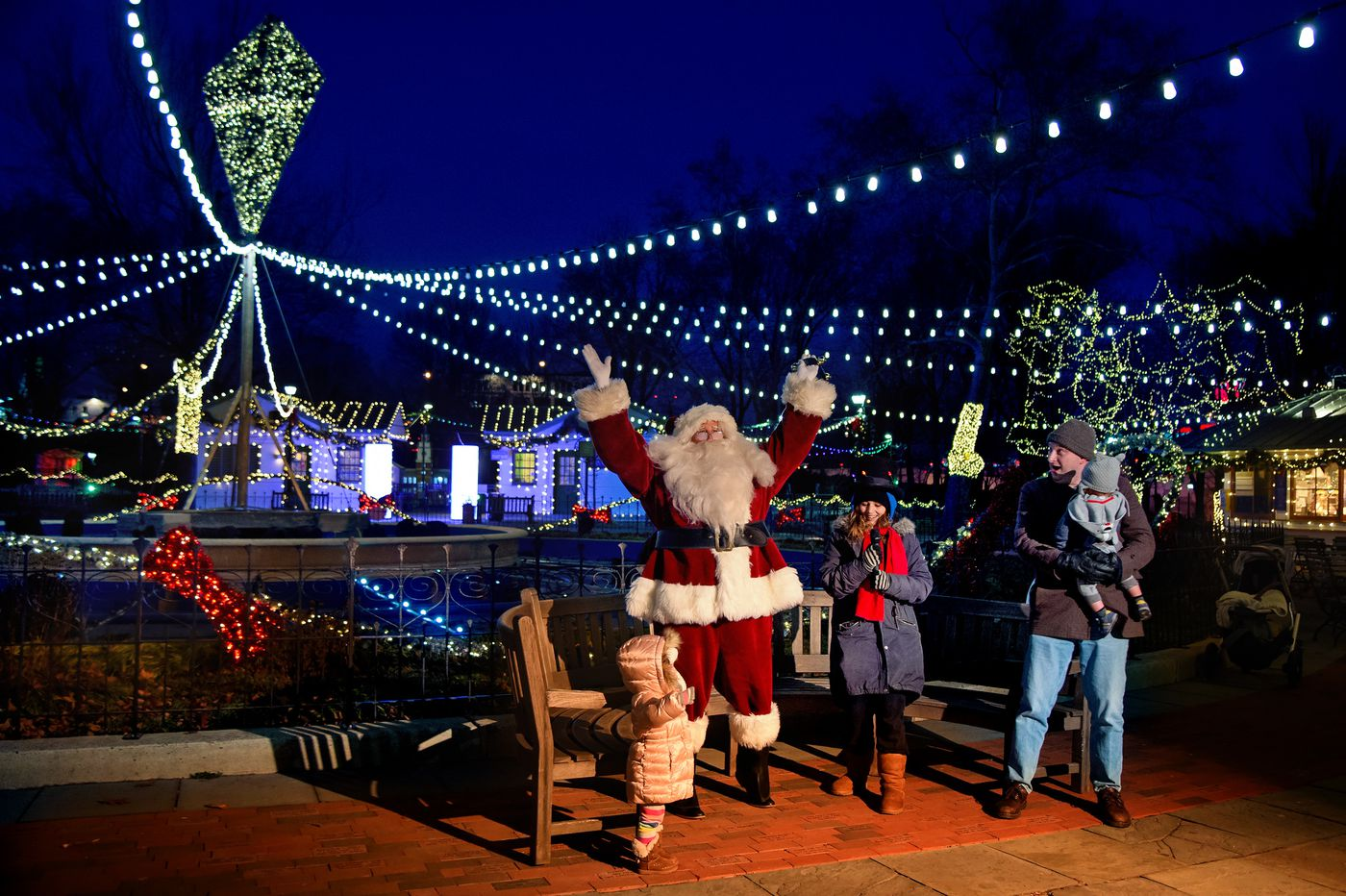 Is believing in Santa good or bad for kids? | Opinion