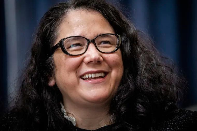 Isabella Casillas Guzman, administrator of the Small Business Administration.