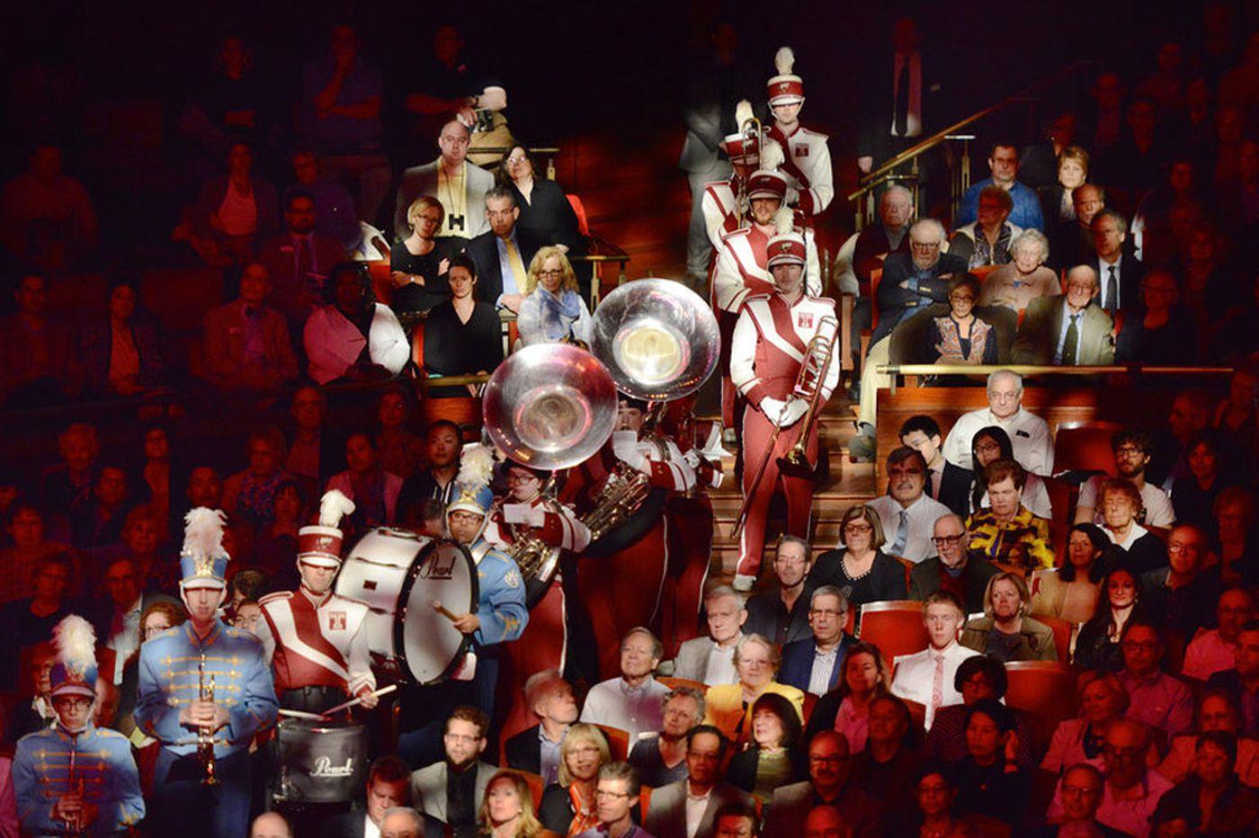 Leonard Bernstein's 'Mass' lives large - very large - at Kimmel Center