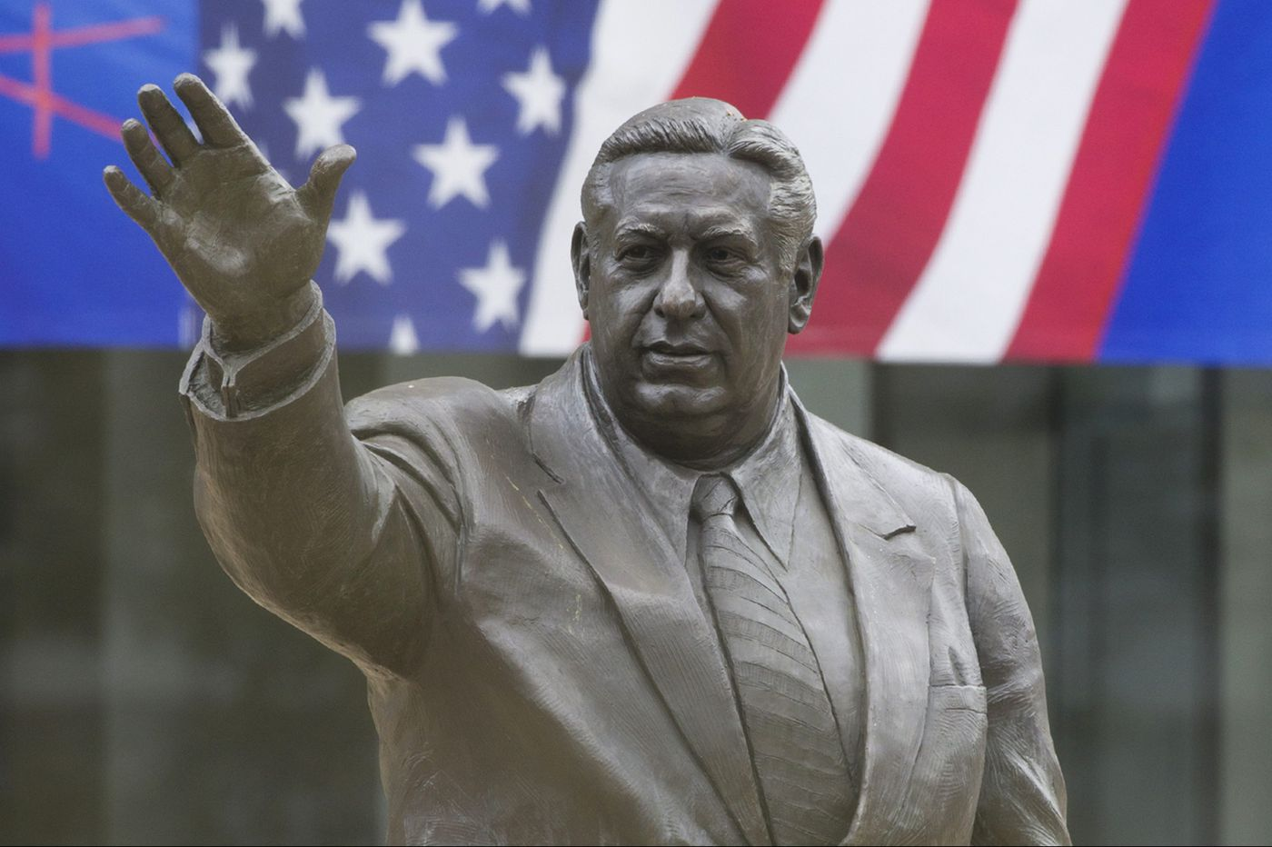 The politics behind the Frank Rizzo statue reprieve   Stu Bykofsky