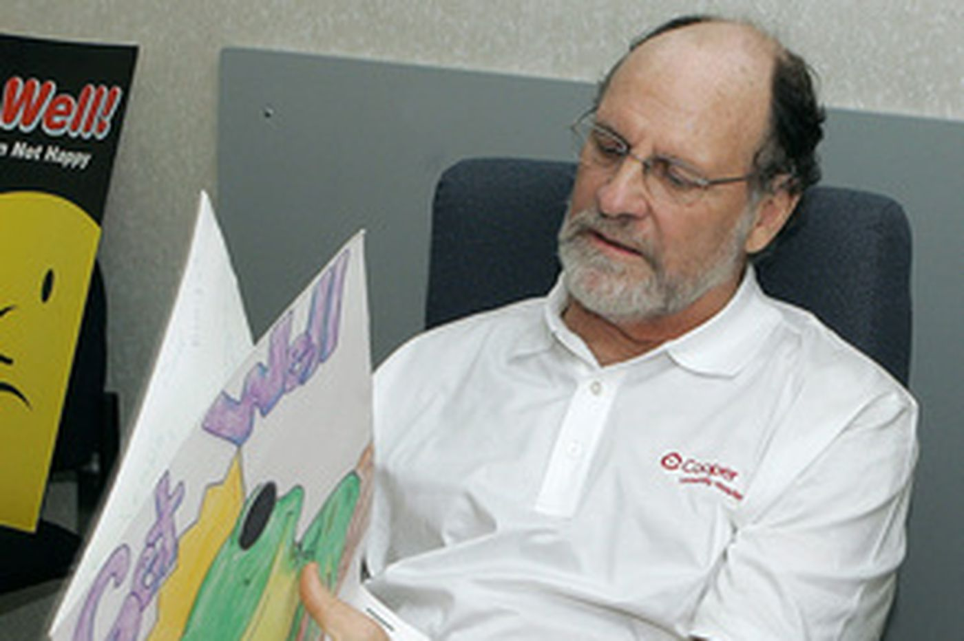 Corzine embraces second chance at life