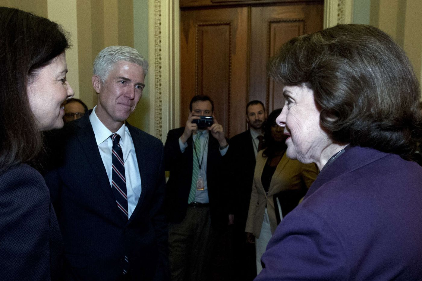 Commentary: Gorsuch meets the highest standards