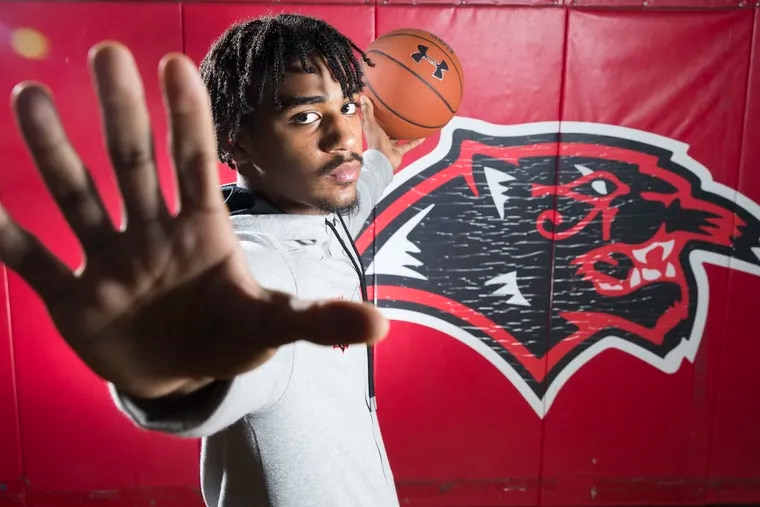 Imhotep basketball standout Chereef Knox has improved his game greatly over the years.
