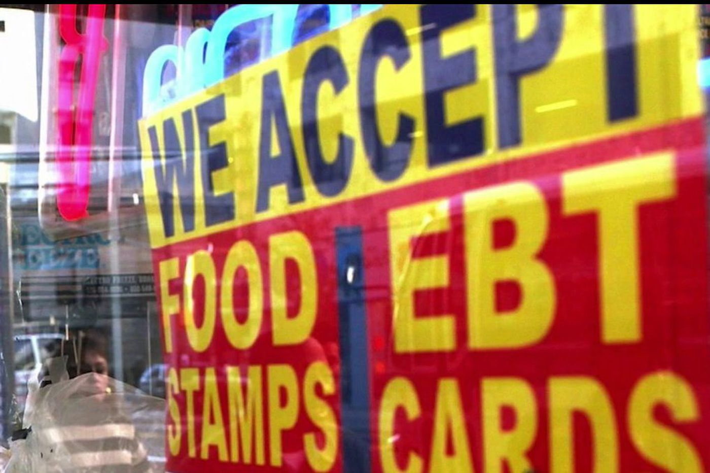 Because of shutdown, February food stamps disbursed on Wednesday