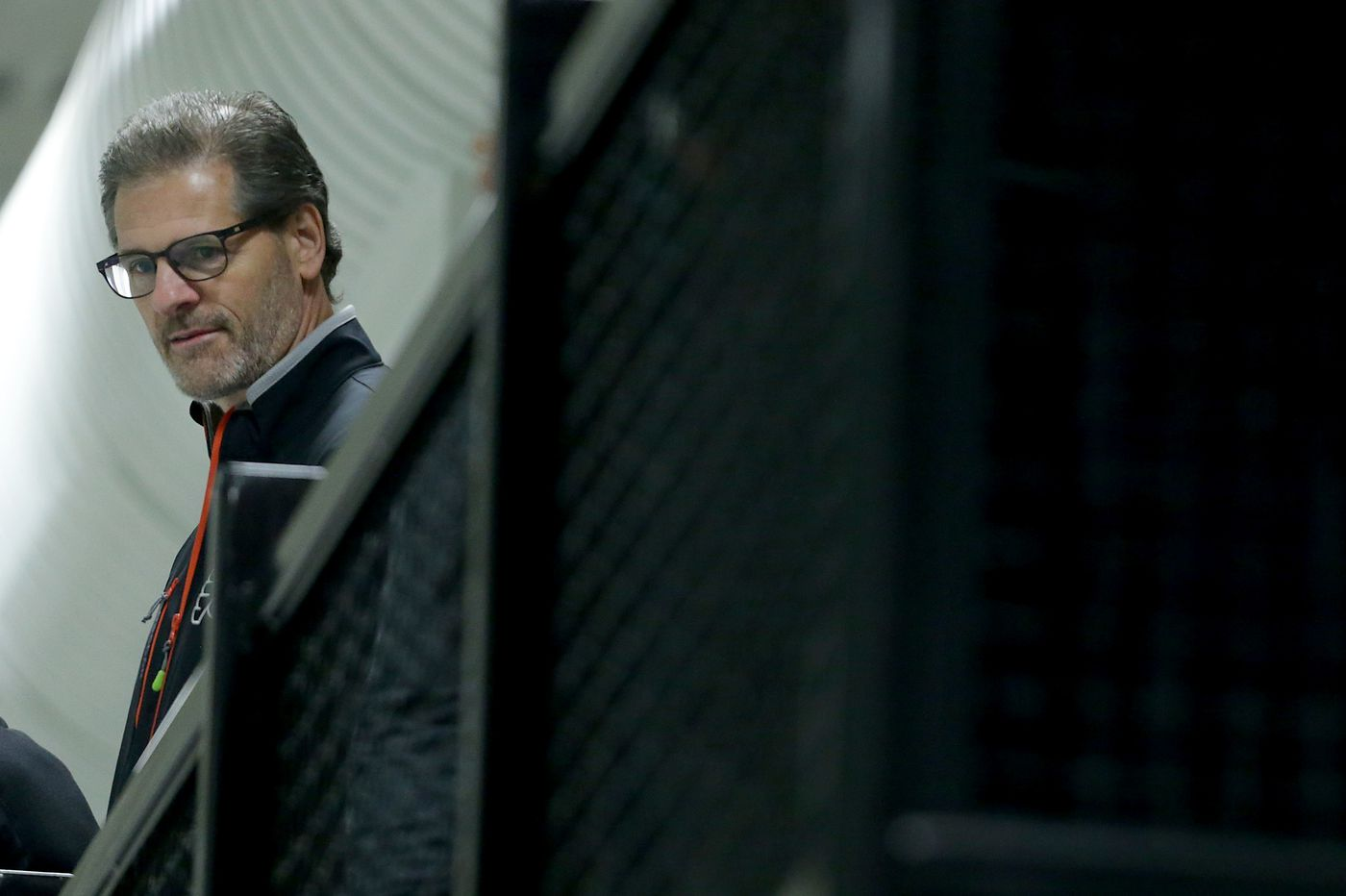 Flyers GM Ron Hextall's old playing style not rubbing off on team he's assembled | Sam Donnellon