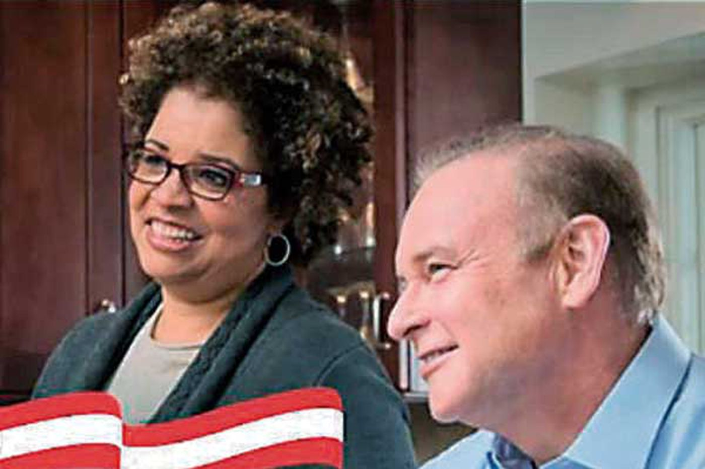 For white Pa. politicos, is black the new black?