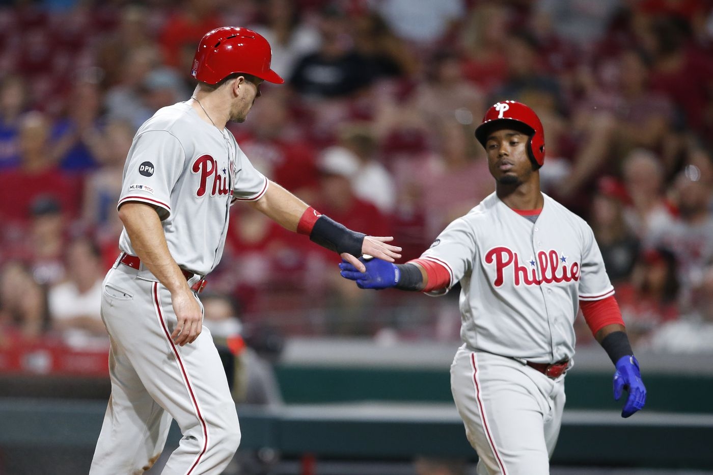 Jean Segura caps emotional 48 hours with big hit for Phillies   Extra Innings