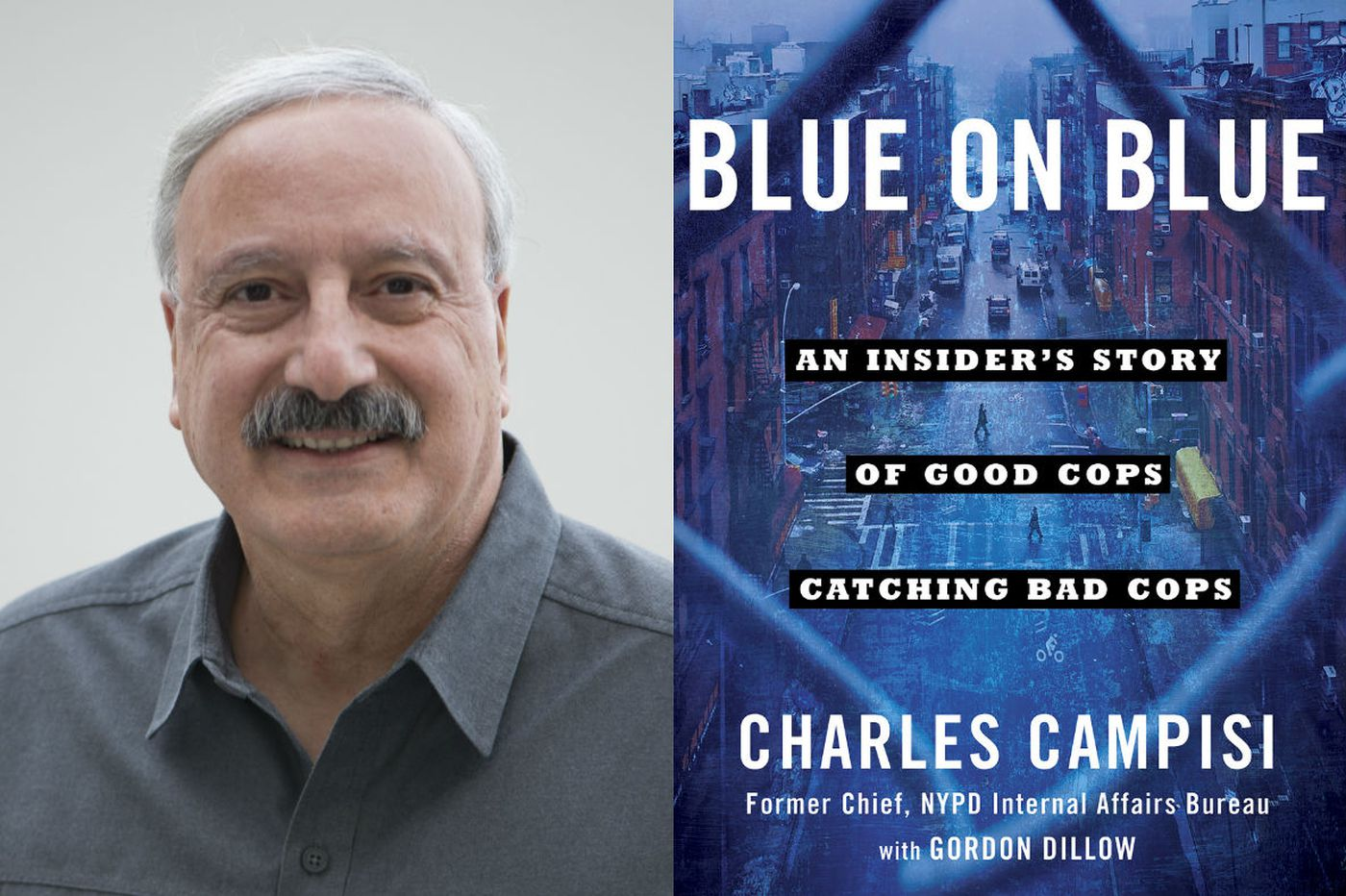Campisi's 'Blue on Blue': Good cops and bad, from one who knows