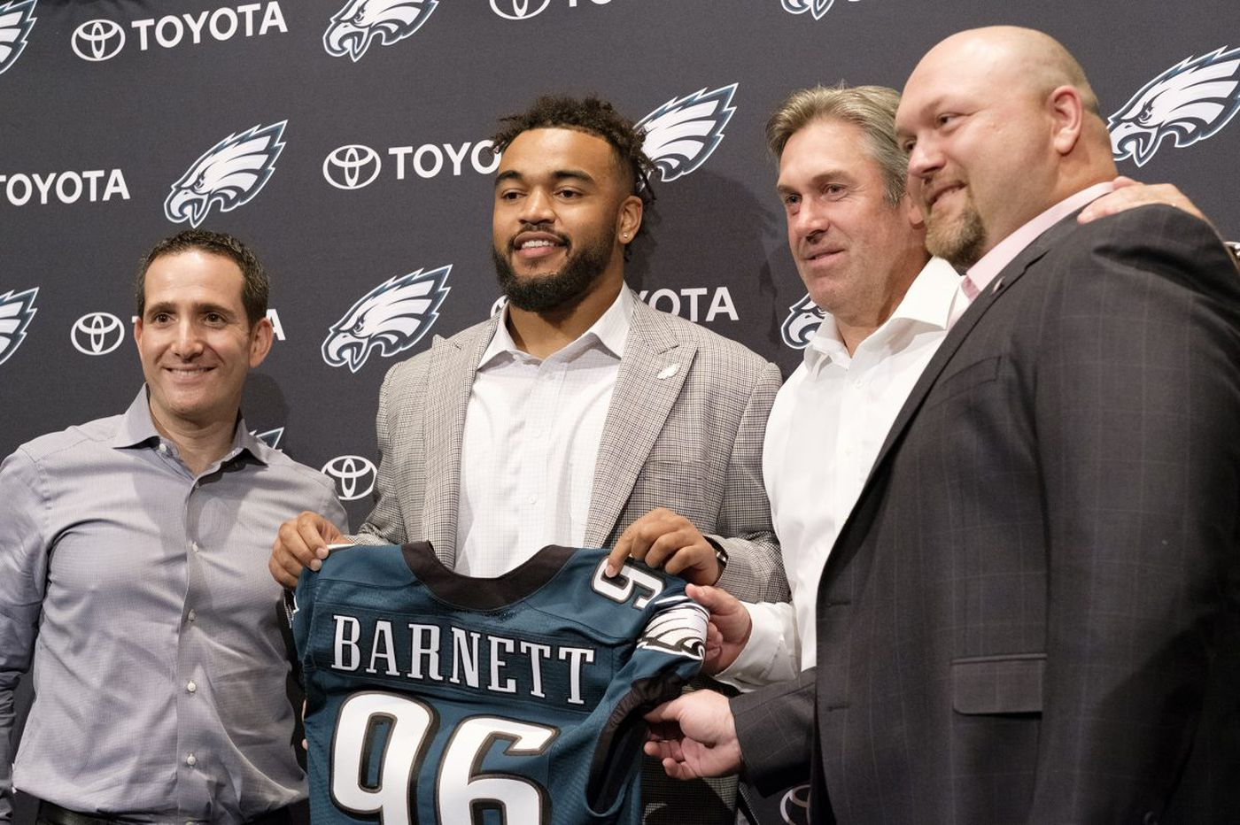 Eagles' front office now moves quickly to improve team for contention | Marcus Hayes