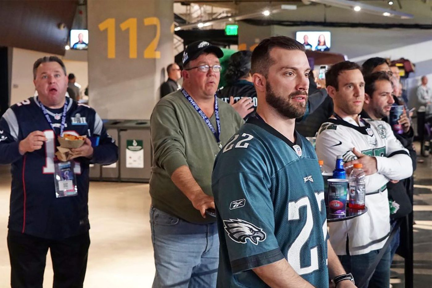 This Eagles fan from Havertown got to the Super Bowl for $14.37 and a lifetime of memories