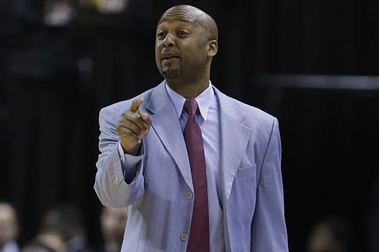 Indiana Pacer assistant head coach Brian Shaw. (Michael Conroy/AP)