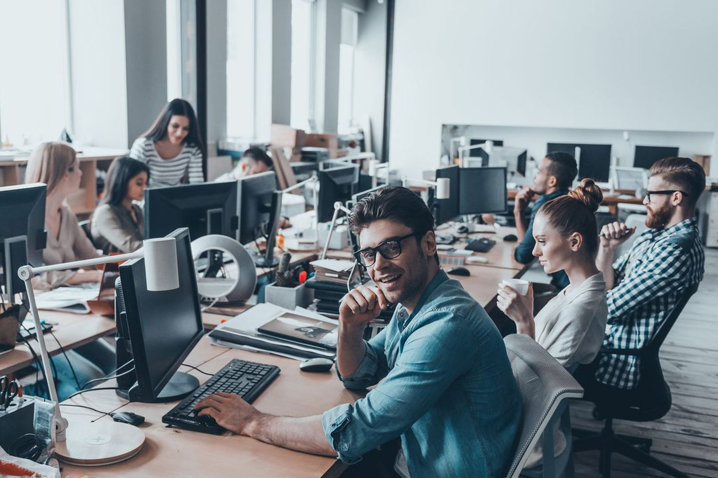 Everybody loves to hate the open office, but is it dead yet?