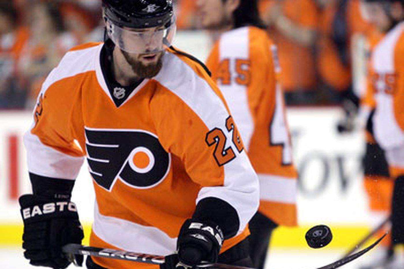 Phil Sheridan: Rejects got the Flyers where they are