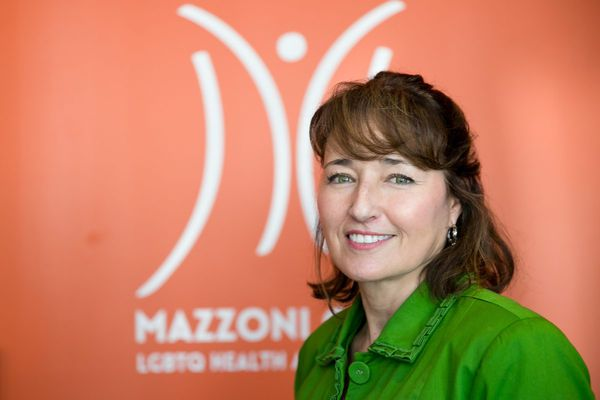 New Mazzoni Center CEO sees `jewel' in LGBTQ health clinic