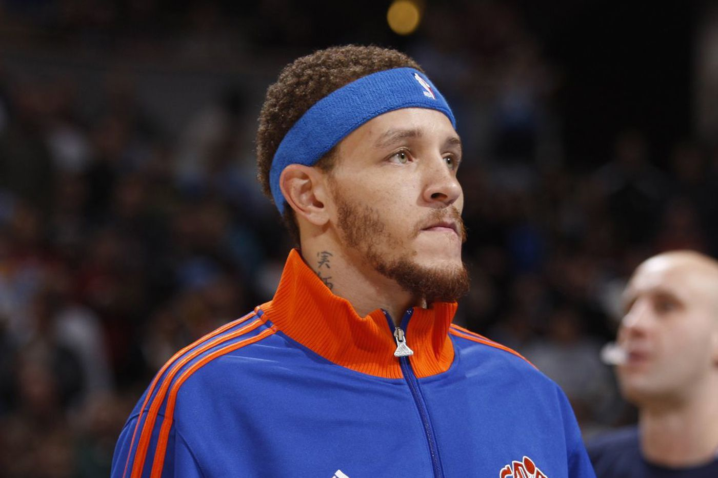 A viral photo showed former St. Joseph's basketball star Delonte West homeless. Dallas Mavericks owner Mark Cuban found him and picked him up.