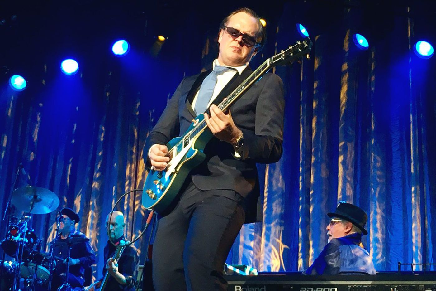 After six years, Joe Bonamassa brings the blues back to Philly's Academy of Music