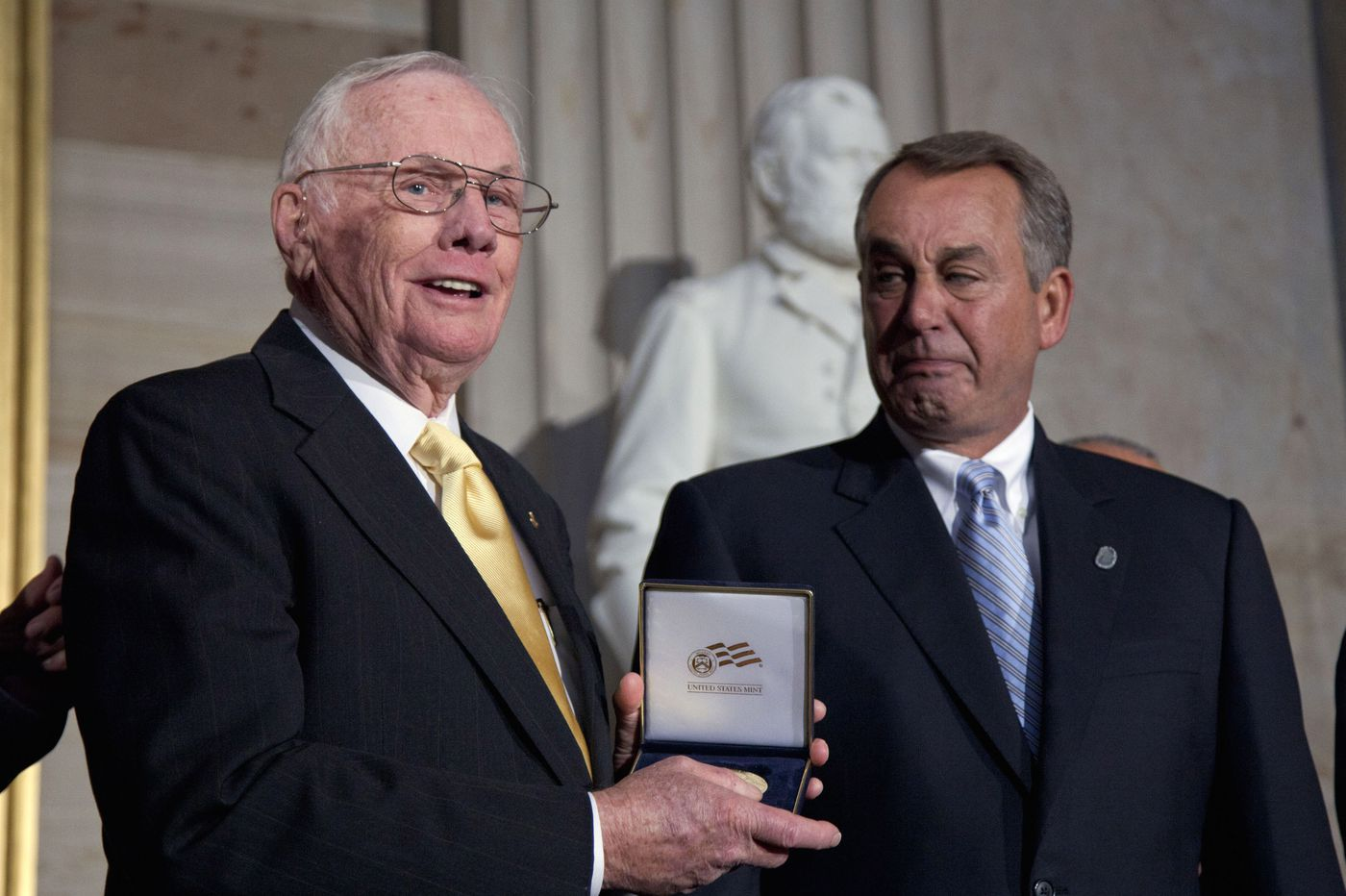 Neil Armstrong's heart-surgery death led to $6 million settlement; Penn doctor faulted care