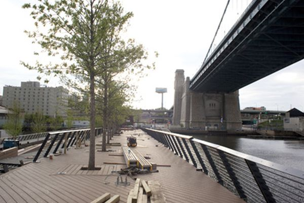 Developers envision Penn's Landing park as next phase of riverfront renovation