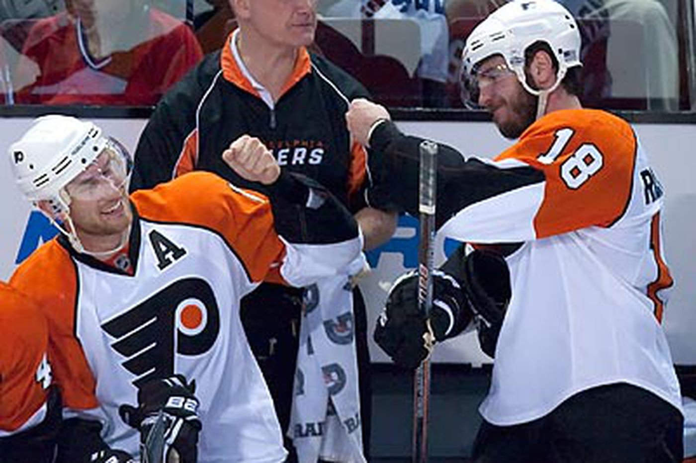 A landmark triumph for the Flyers