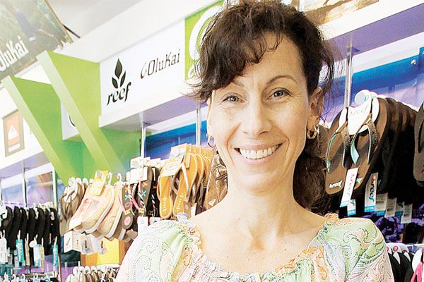 Surf's up at new King of Prussia flip-flop store