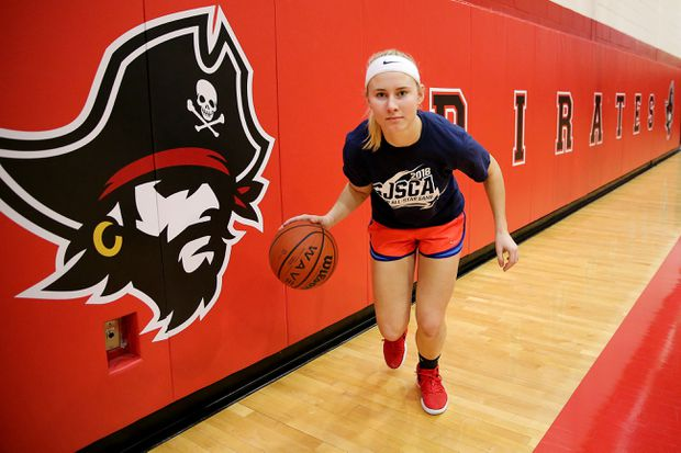 Maddie Ogden's leadership, scoring take Cinnaminson girls from winless to playoff bound