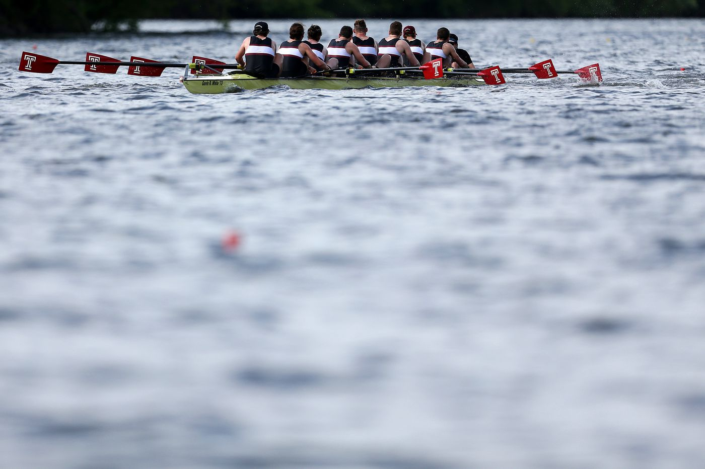 Temple, Drexel advance nearly all of their boats into Jefferson Dad Vail Regatta finals