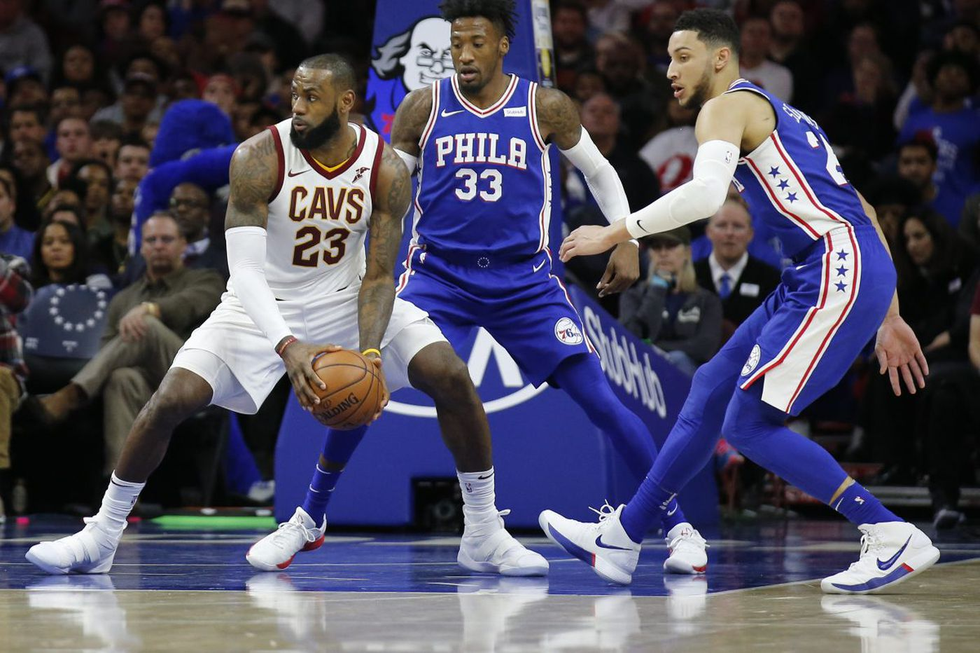 9a3ae5eb363 Sixers-Cavaliers preview  Brett Brown s squad eyes move up in NBA playoff  race