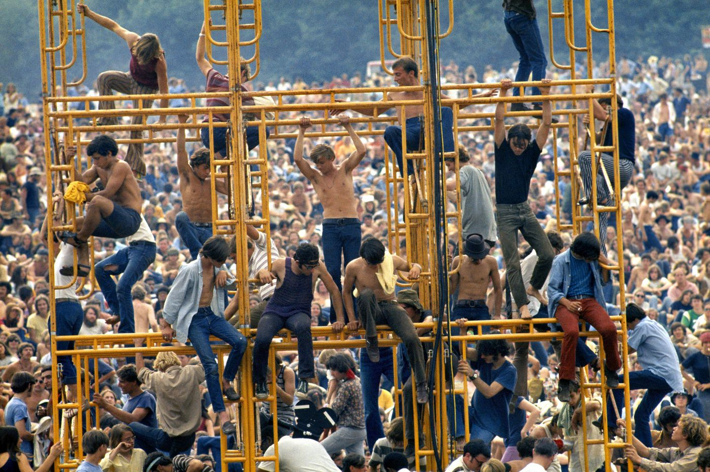 The Woodstock 50th anniversary and a decade of 1960s nostalgia: Thank goodness it's almost over