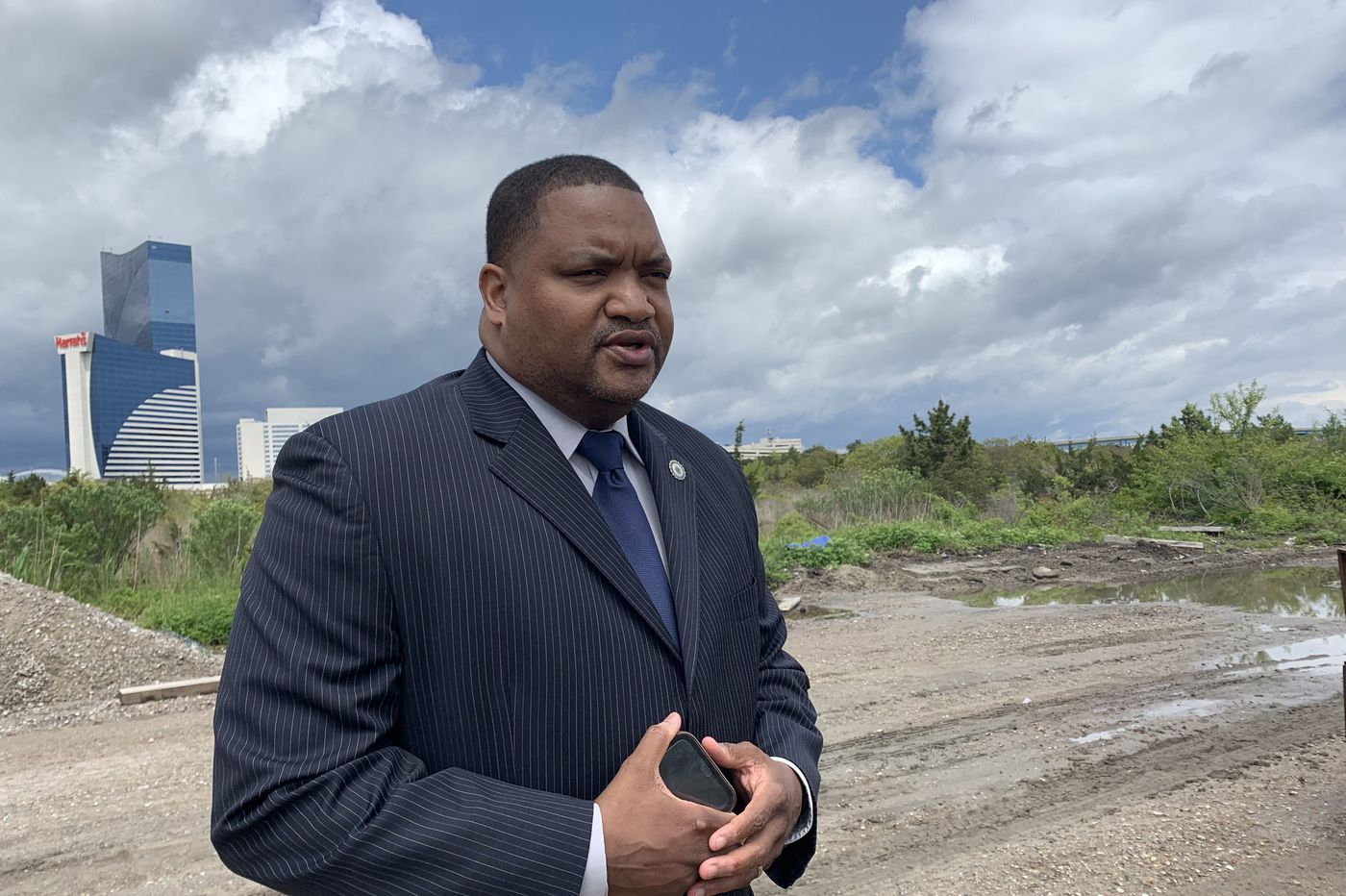 MGM Resorts partnering to build luxury Atlantic City housing on land long targeted for a casino
