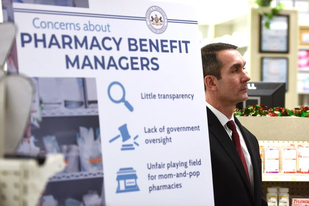 Pa. auditor general wants to take a whack at firms that negotiate drug benefits for the Medicaid program