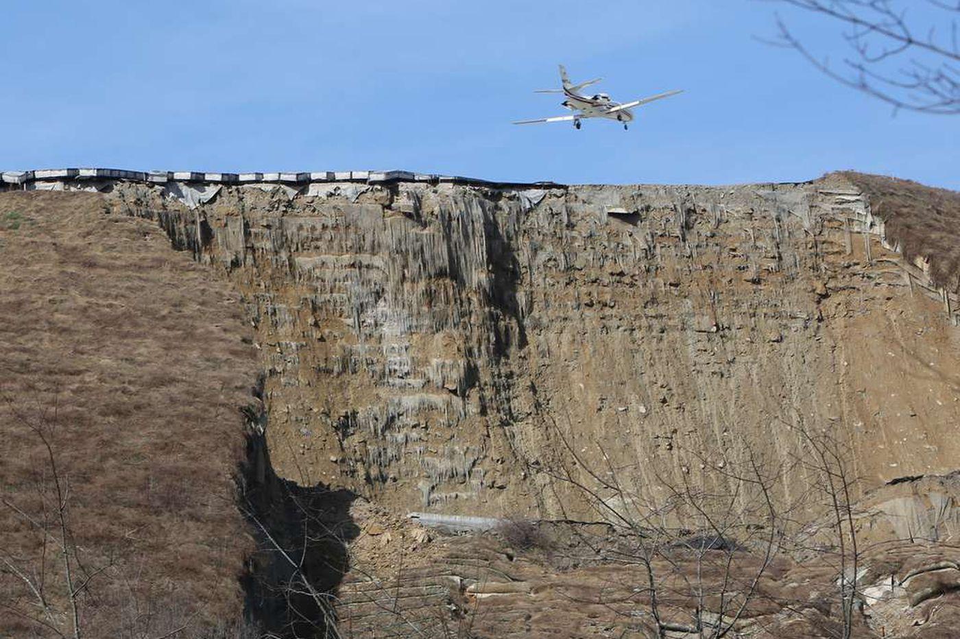 W. Va. landslide forces evacuation of residents