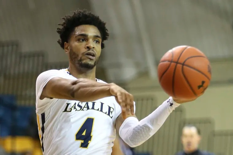Sherif Kenney led the Explorers with 16 points, including four threes.
