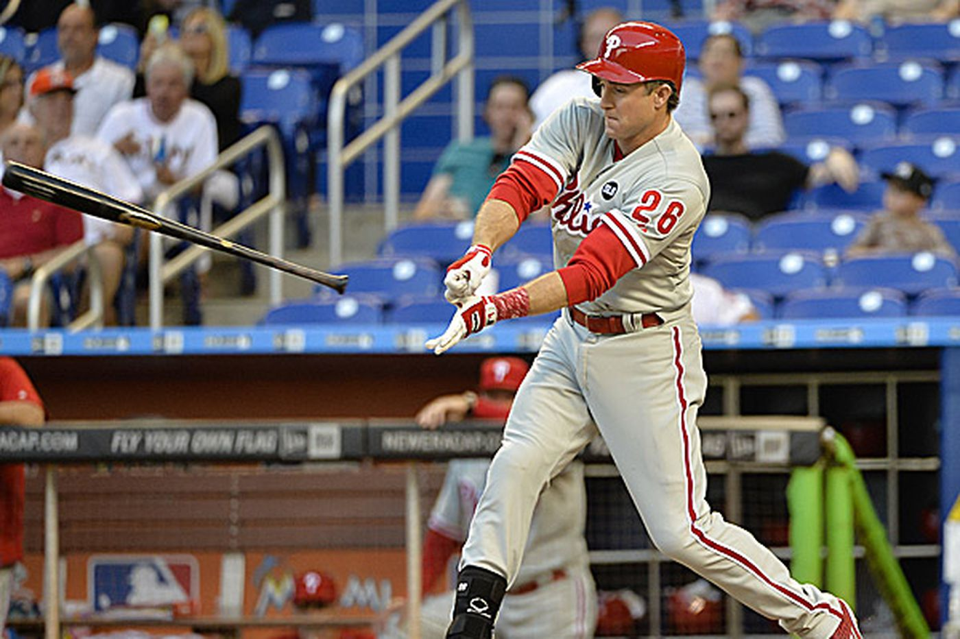 Inside the Phillies: Deeper numbers show extent of Utley's struggles